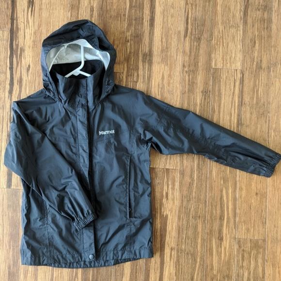 Marmot Girls PreCip Lightweight Waterproof Rain Jacket